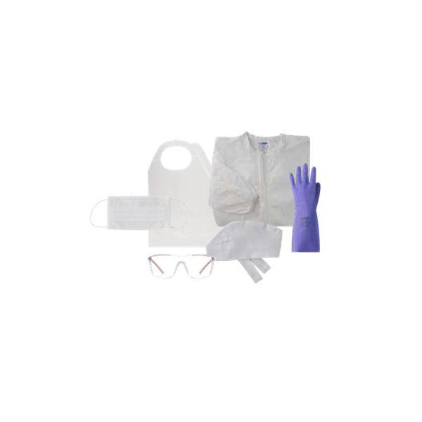 kit contra infecciones en clínicas dentales