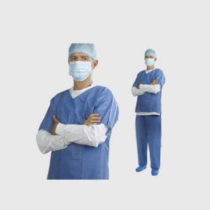 Pijama quirúrgico