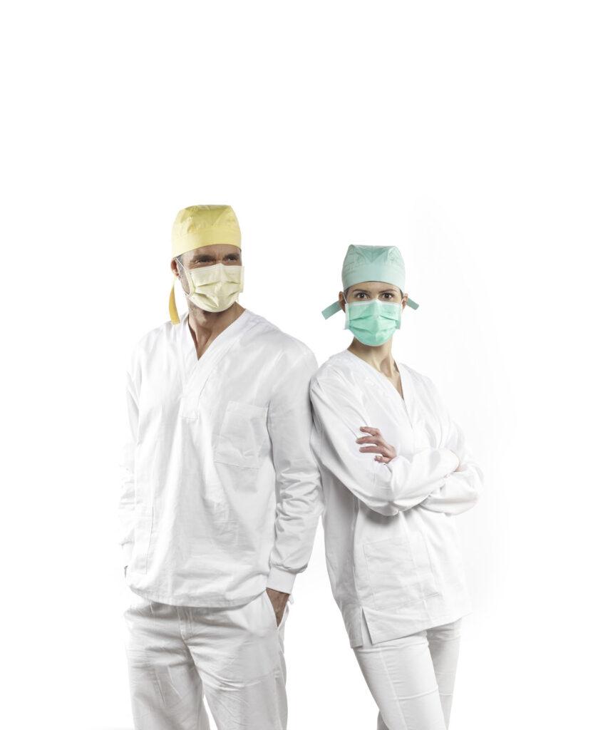 Para qué sirven las mascarillas quirúrgicas