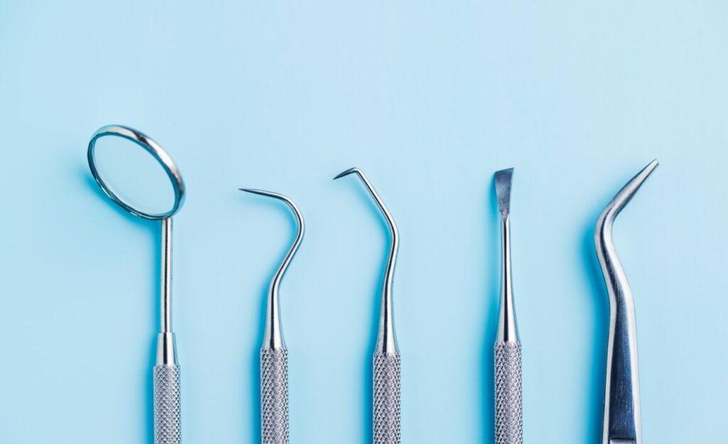 instrumental rotatorio de clinica dental